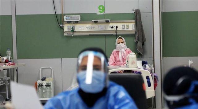 İran'ın Urumiye kentinde Kovid-19 hastaları için ayrılan hastaneler doldu