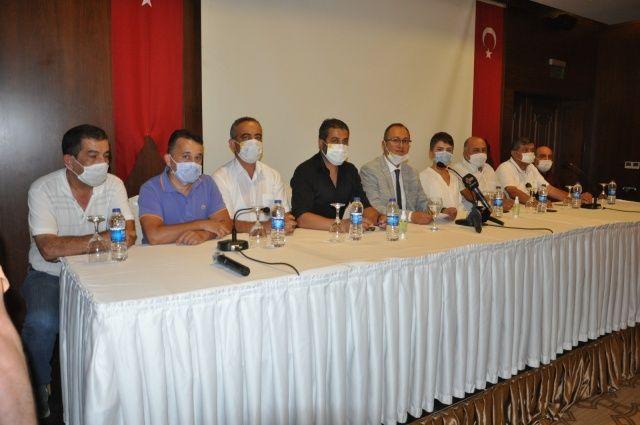 Isparta İYİ Parti'de toplu istifa