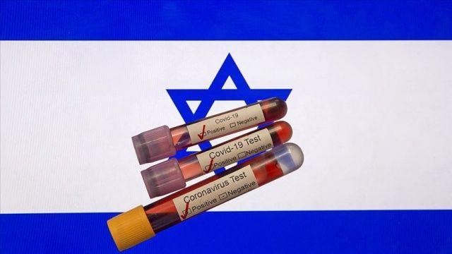 İsrail'de Covid-19 vaka sayısı 65 bini geçti