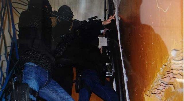 İstanbul'da 9'u yabancı 17 DEAŞ'lı yakalandı