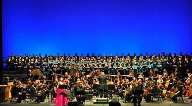 İstanbul Devlet Opera ve Balesi'nin 'Açıkhava Yaz Konserleri' başladı