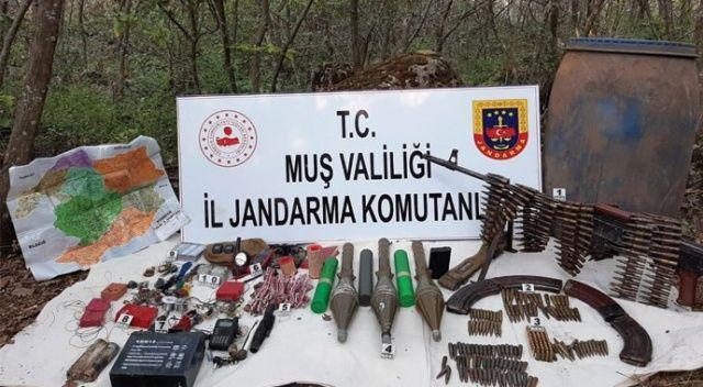Jandarmadan PKK/KCK terör örgütüne ağır darbe