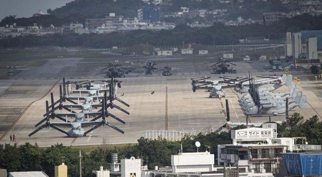 Japonya'daki ABD üslerinde Covid-19 salgını