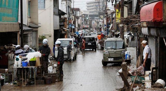 Japonya'daki sel felaketinde bilanço artıyor