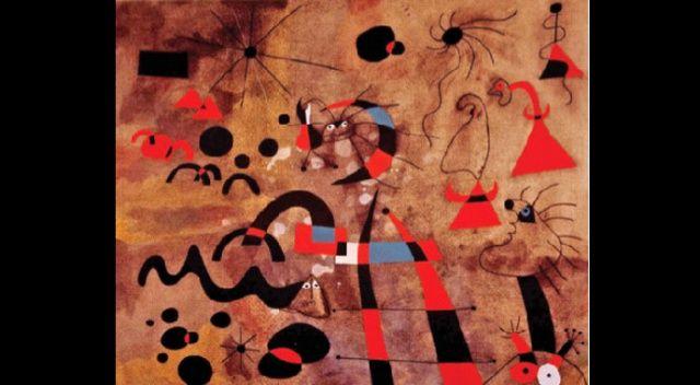 Joan Miró online sergide