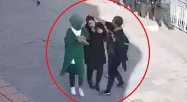 Karaköy'de başörtülü genç kızlara saldırı davasında yeni gelişme