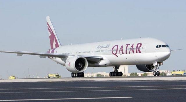 Katar Hava Yolları Sabiha Gökçen'de