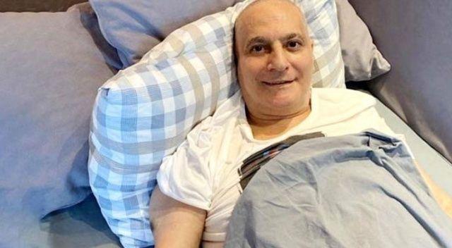 Kök hücre tedavisine başlanan Mehmet Ali Erbil'in doktorundan sevindiren açıklama