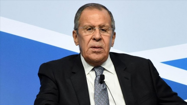 """Lavrov, """"Türkiye ve Rusya Libya'da acil ateşkes için çalışıyor"""" dedi"""
