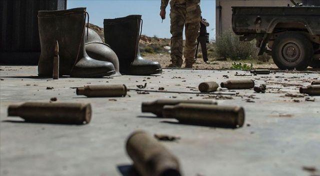 Libya'nın Terhune kentinde Hafter milislerine ait işkence zindanları ortaya çıktı