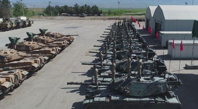 M60T tankın modernizasyonu tamamlandı