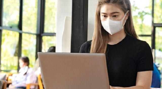 Maske kullanırken cildinizi de koruyun