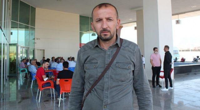 Mersin'deki kazaya tanık olan otobüs şoförü: El freni ve vites şoförün elinde kalmış