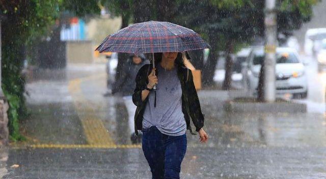 Meteoroloji açıkladı! Bugün hava nasıl olacak? (12 Temmuz 2020 hava durumu)