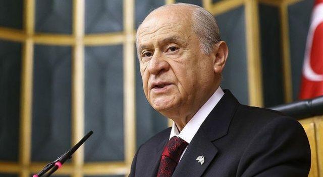 Ayasofya kararını eleştirenlere MHP Genel Başkanı Bahçeli'den sert cevap