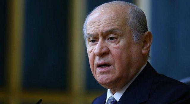 MHP Genel Başkanı Bahçeli: Ayasofya'nın açılması egemenlik hakkımız