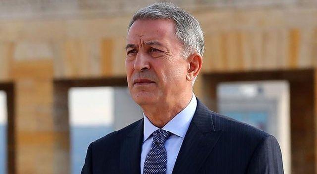 Milli Savunma Bakanı Akar, yarın İtalya Savunma Bakanı Guerini ile bir araya gelecek