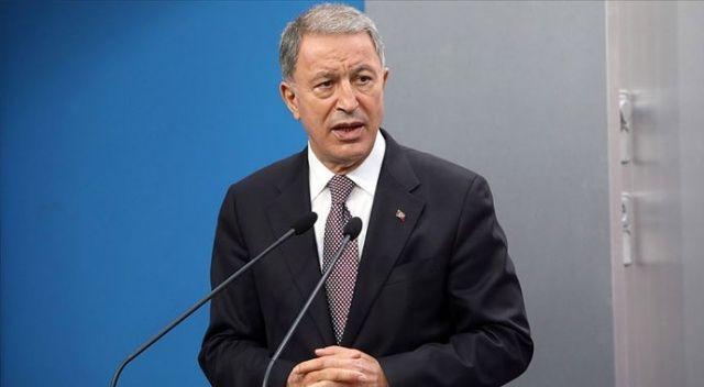 Milli Savunma Bakanı Akar: Yıl başından itibaren 1900 terörist etkisiz hale getirildi