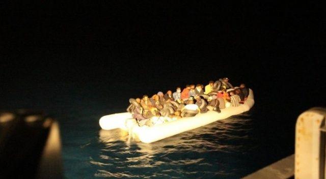 MSB: 26 göçmen Sahil Güvenlik Komutanlığı unsurlarınca kurtarıldı
