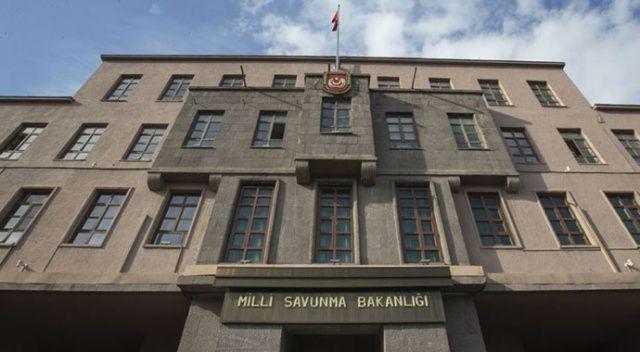 MSB: Fırat Kalkanı bölgesinde bir DEAŞ'lı terörist gözaltına alındı