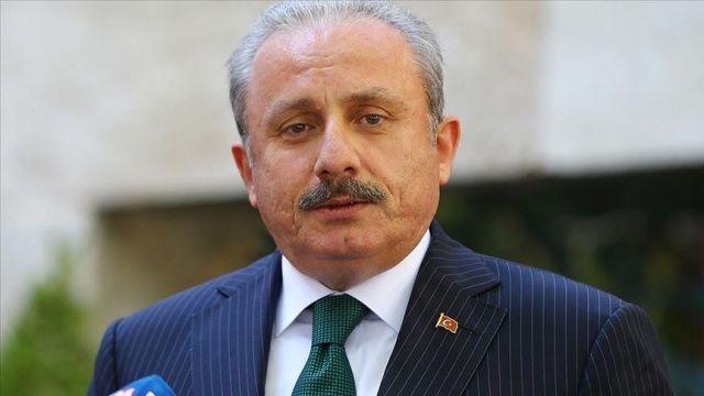 Mustafa Şentop: Bu kararla, uzun zamandır milletimizin içinde, kalbinde, gönlündeki bir hasret sona ermiştir