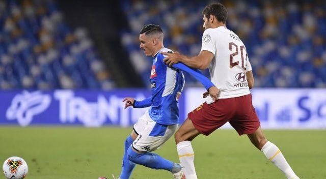 Napoli, Roma'yı 2-1 mağlup etti