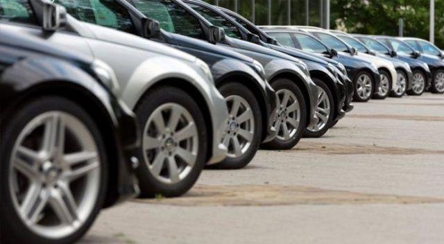 Otomotiv pazarı yüzde 30,2 büyüdü