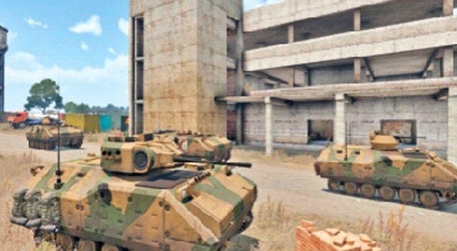 Oyuncular, Türk silahları ile savaşa girecek