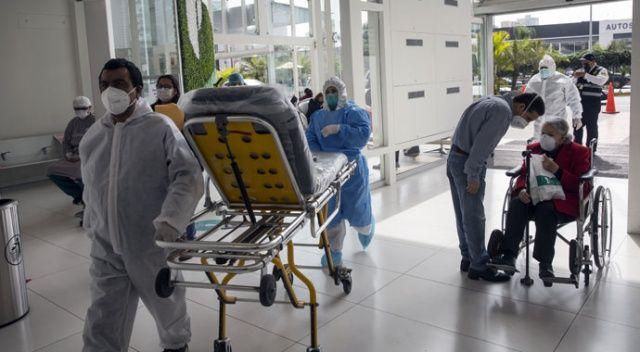 Peru'da son 24 saatte Covid-19 nedeniyle 181 kişi öldü