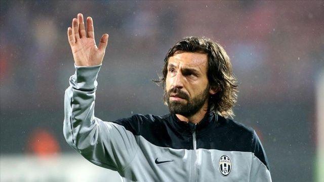Pirlo, Juventus 23 Yaş Altı Futbol Takımı'nın başına geçti