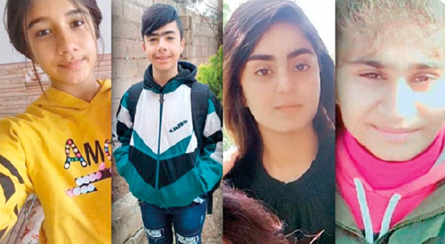 PKK, yedi günde dört çocuğu daha kaçırdı