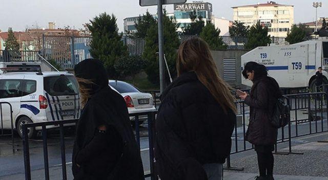 Polisin elini ısırdığı iddia edilen oyuncu Feyza Civelek'in cezası belli oldu