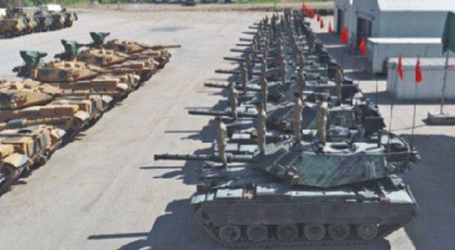 Pulat ile tanklarımız dünyada ilk üçte