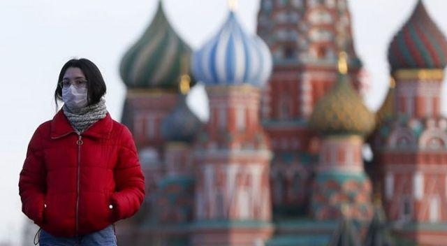 Rusya'da Covid-19 vaka sayısı 720 bini geçti