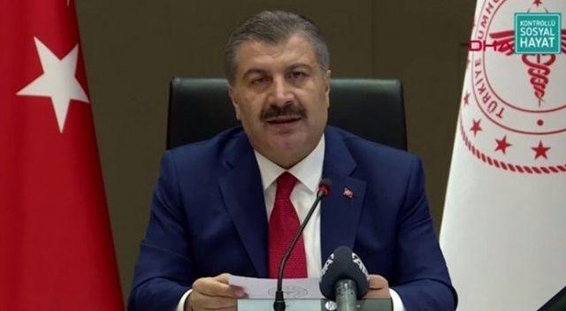 Sağlık Bakanı Koca'dan, bayramda korona virüs tedbirleri açıklaması