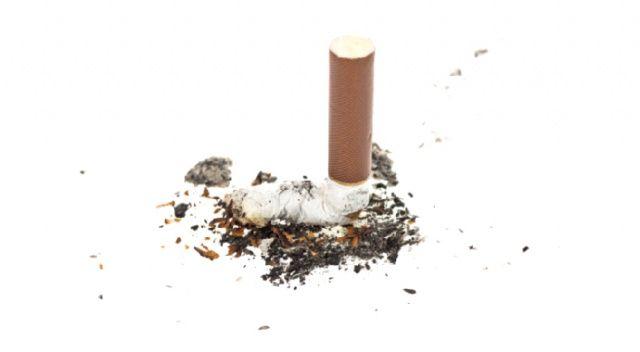 Sigarada  rekora  koşuyoruz