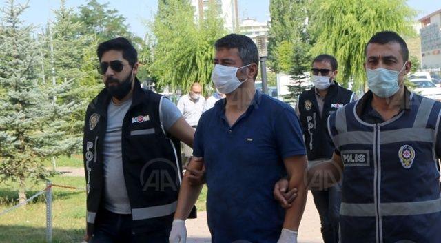 """Sivas'ta """"renkli reçete"""" operasyonunda 7 şüpheli yakalandı"""