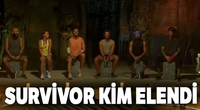Survivor Kim Elendi, Kim Gitti? Survivor 7 Temmuz eleme, Survivor elenen isim