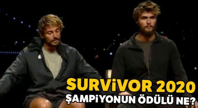Survivor ödülü ne kadar? Survivor birincisi ne kazandı? | Survivor 2020 şampiyonluk ödülü kaç para, lira?