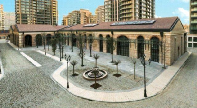 Tarihî mekâna sanat merkezi