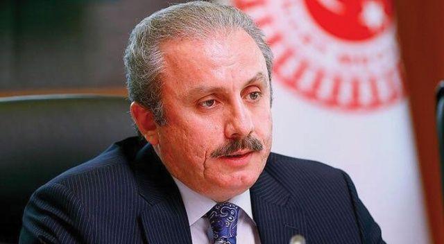 TBMM Başkanı Şentop: Ayasofya'nın açılması tarihimizde en önemli dönüm noktalarından birisi olmuştur