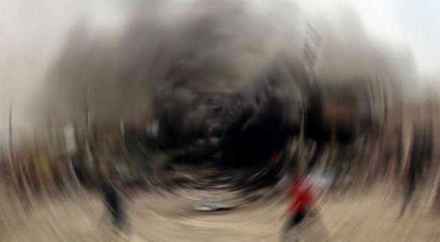Tel Halef'de bomba yüklü araç patladı: 6 ölü, 3 yaralı