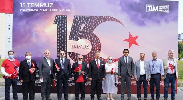 TİM Başkanı Gülle: 15 Temmuz uyanışını rekorlara çevirdik