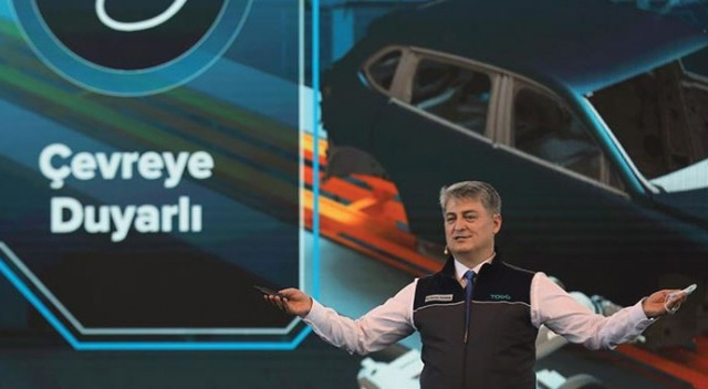 TOGG Üst Yöneticisi Karakaş: 2022'nin son çeyreğinde seri araç banttan inecek