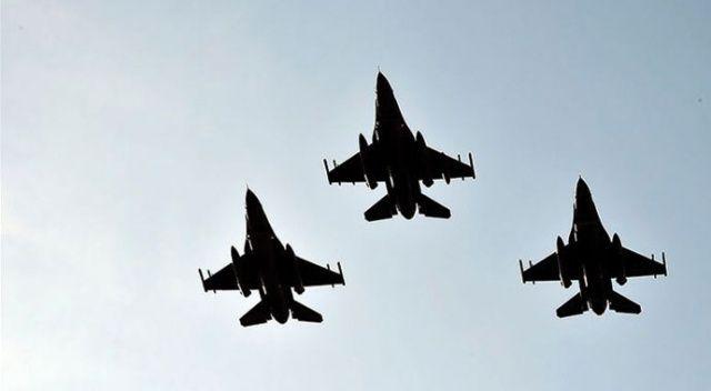 Türk F-16'ları Azerbaycan'da
