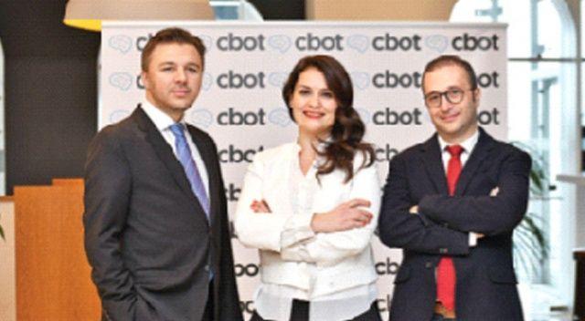 Türk şirketi CBOT dünyaya  yapay zekâ ihraç ediyor