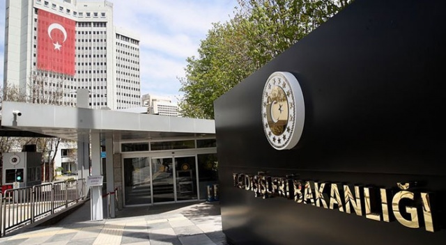 Türkiye'den Japonya'ya taziye mesajı