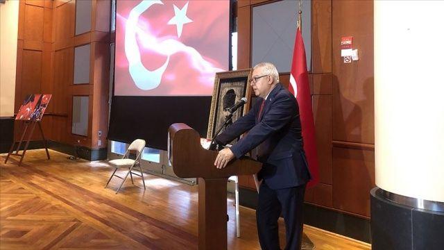 Türkiye'nin Washington Büyükelçisi Kılıç: FETÖ elebaşının Türkiye'ye iadesi için ABD'ye 85 klasör belge verildi
