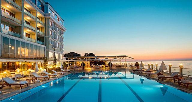 Türkiye'ye otel açılışları hız kesmedi