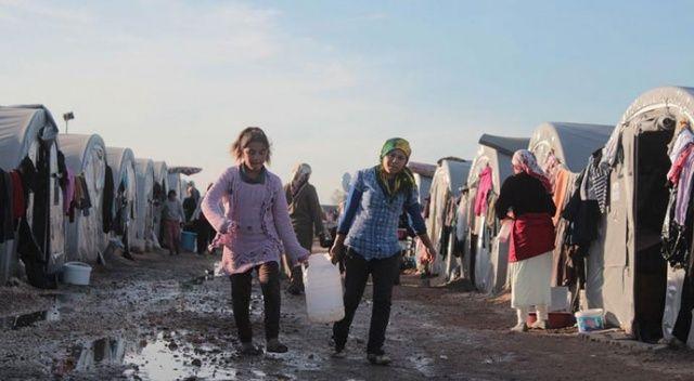 Üç milyon Suriyeli açlıkla karşı karşıya